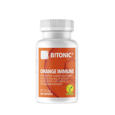 B!TONIC Orange Immune 60 capsule