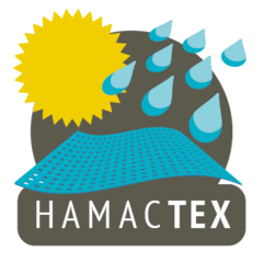weather-resistant material hammock icon