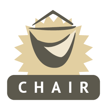 single chair hammock icon