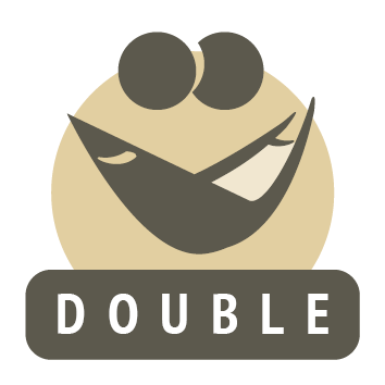 double colombian fabric hammock icon