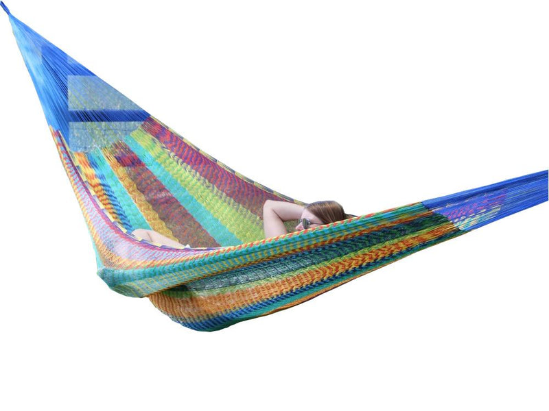 Mexican Multicoloured Hammock - Pinata