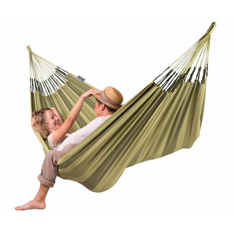 Mexican Resort Style Hammock - White - Polyester