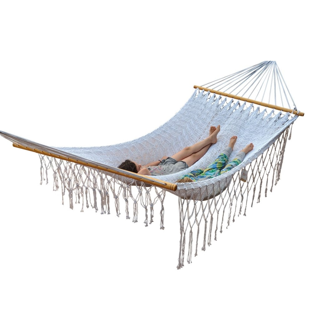 Hammock - Polyester White - Mexican Made