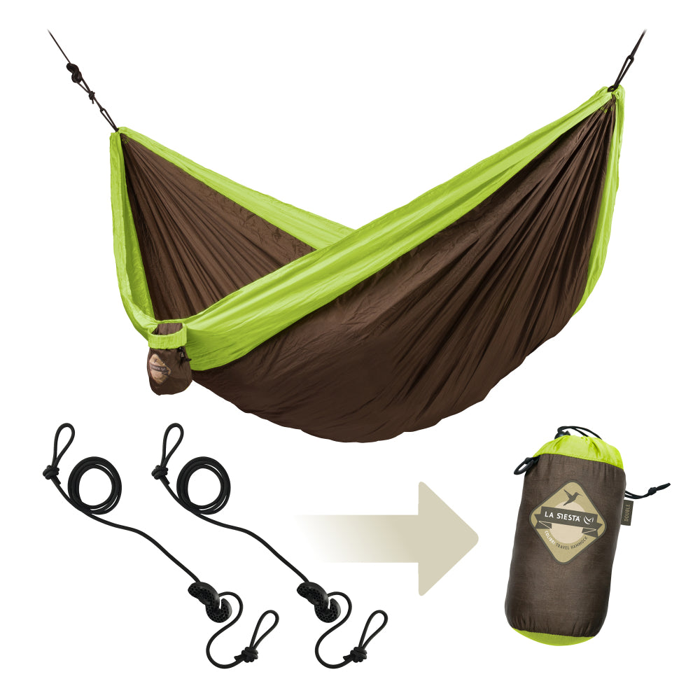 Hammock and accessory package