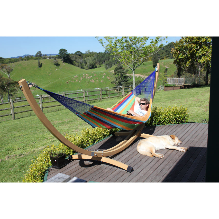 Mexican hammock from Merida