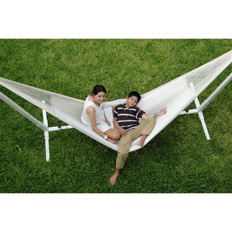 Hammocks Australia Mexican Hammocks - Off White Cotton
