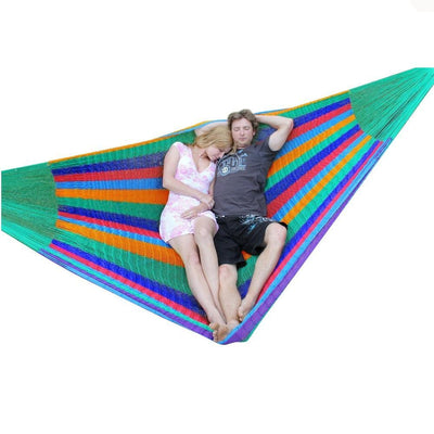 Mexican two person hammock