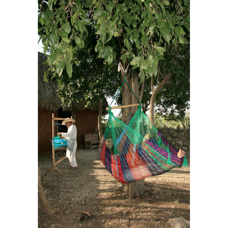 Nylon hammock chair