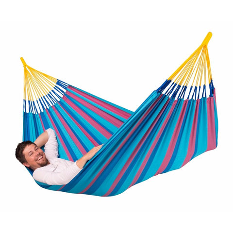 Colombian Outdoor Double Hammock - River