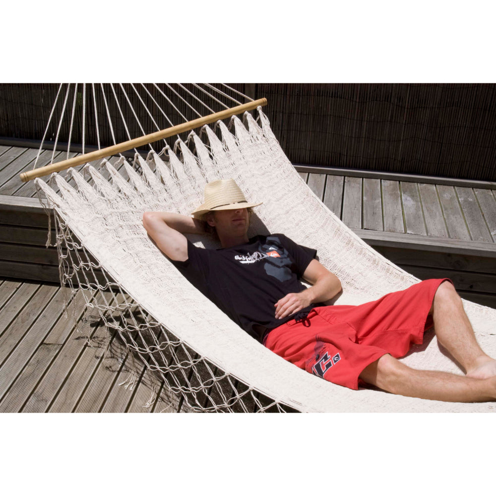 Spreader Bar Hammock - Mexican made