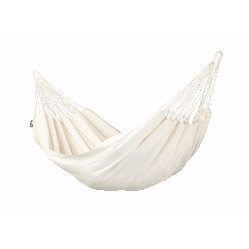 Natural white hammock