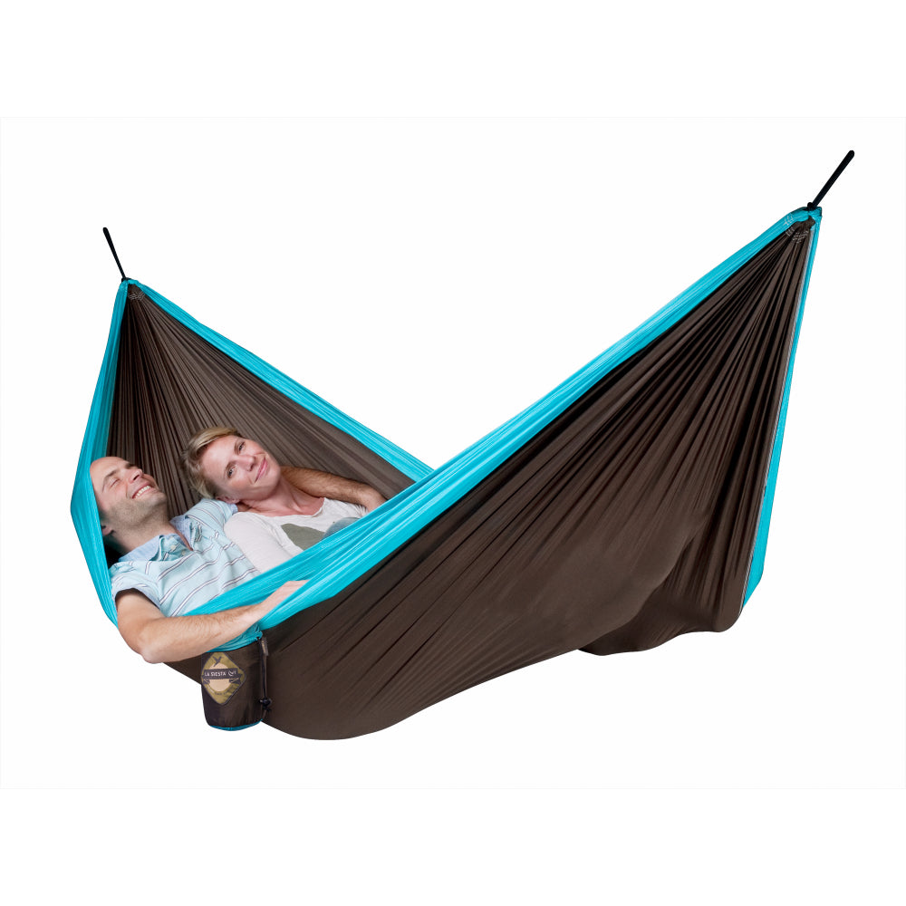 Two person camping and travel hammock