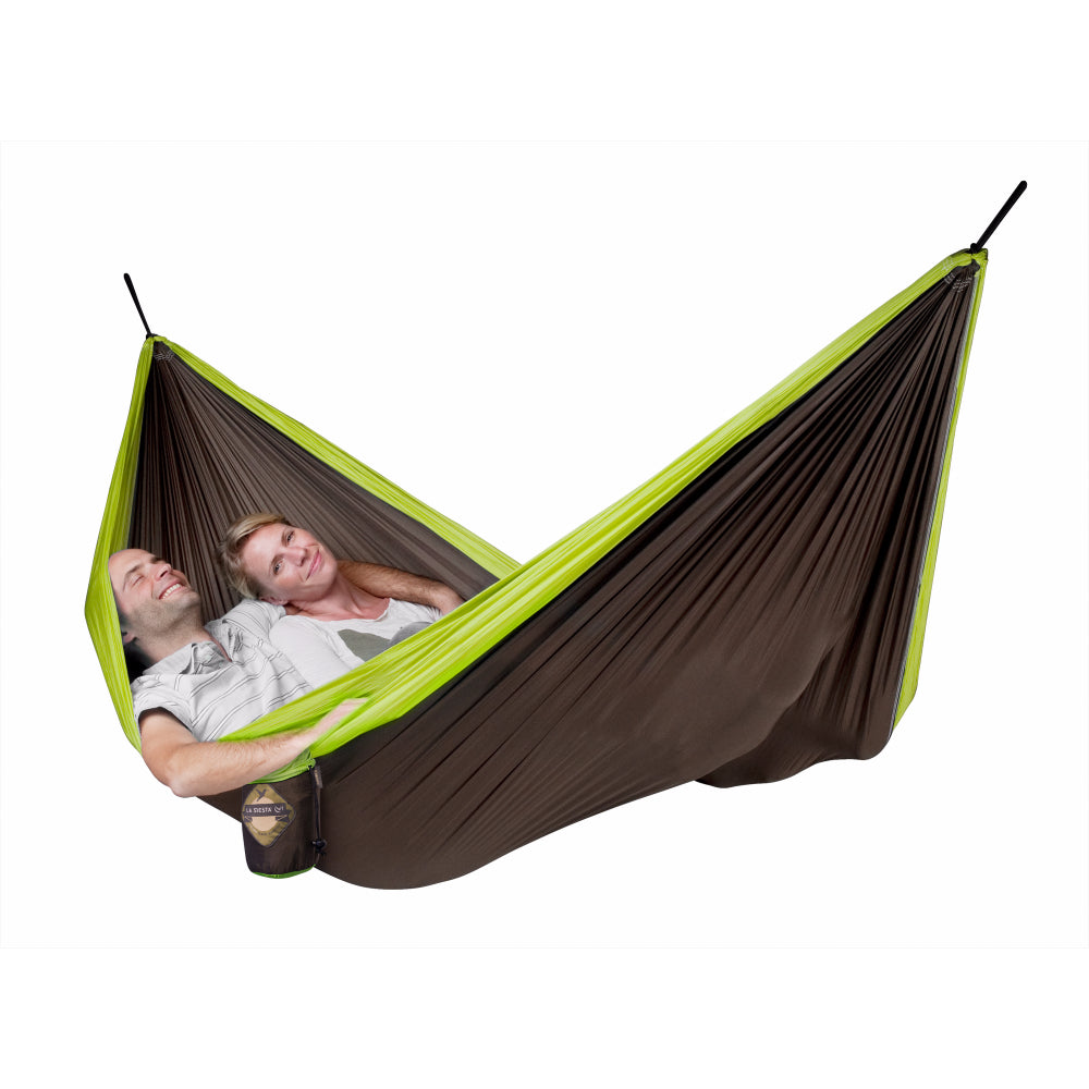 Two person camping hammock
