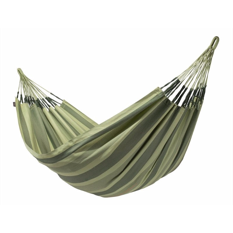 Two person green hammock