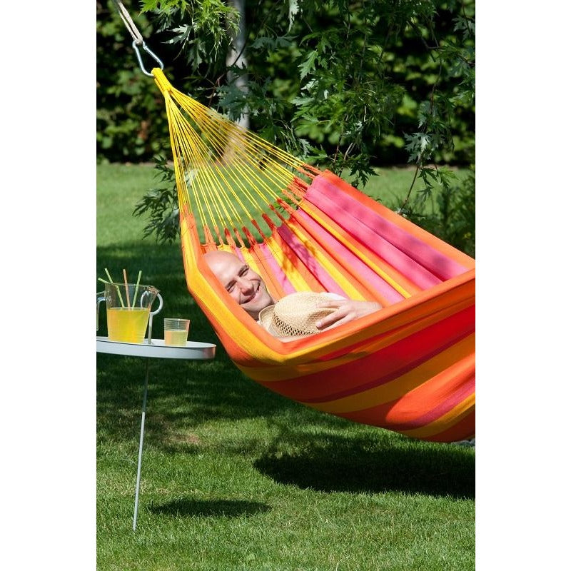 Weather resistant single hammock