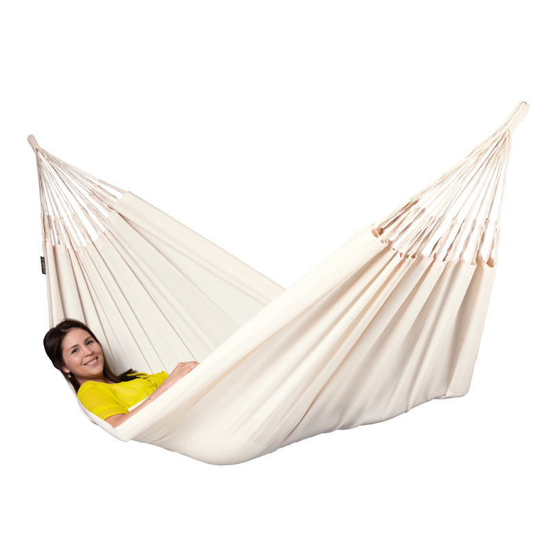 White Outdoor Hammock