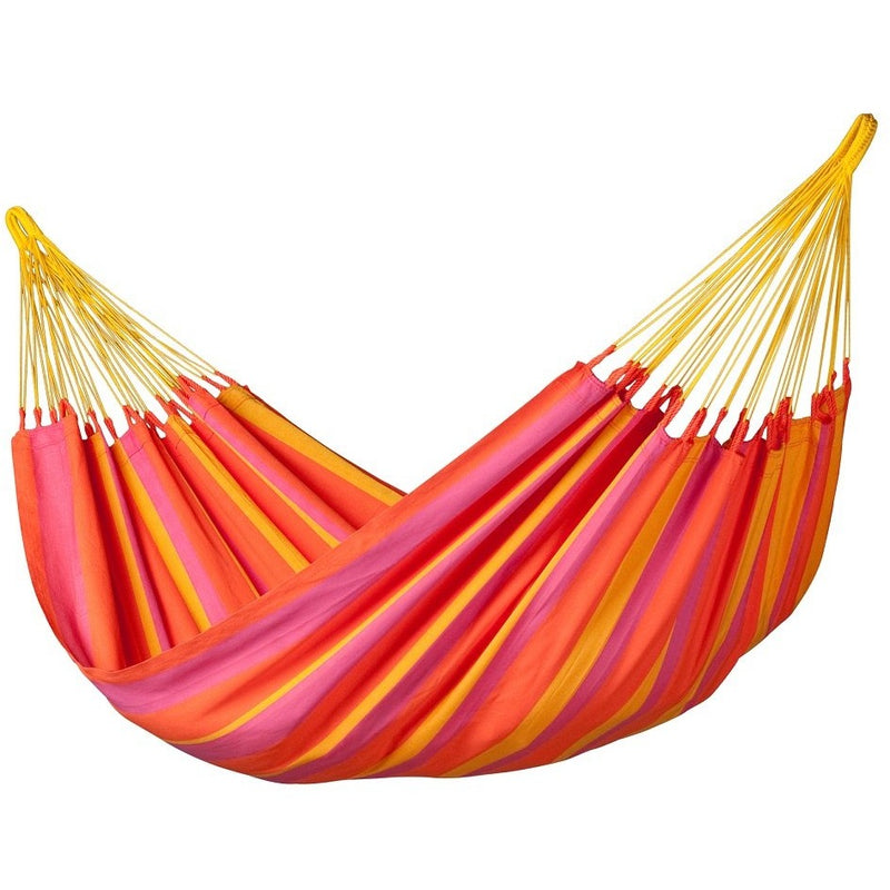 Single person sized comfortable hammock