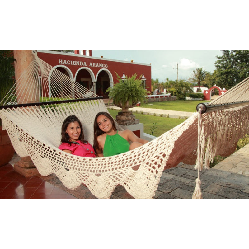 Two Person Size Spreader Bar Hammock
