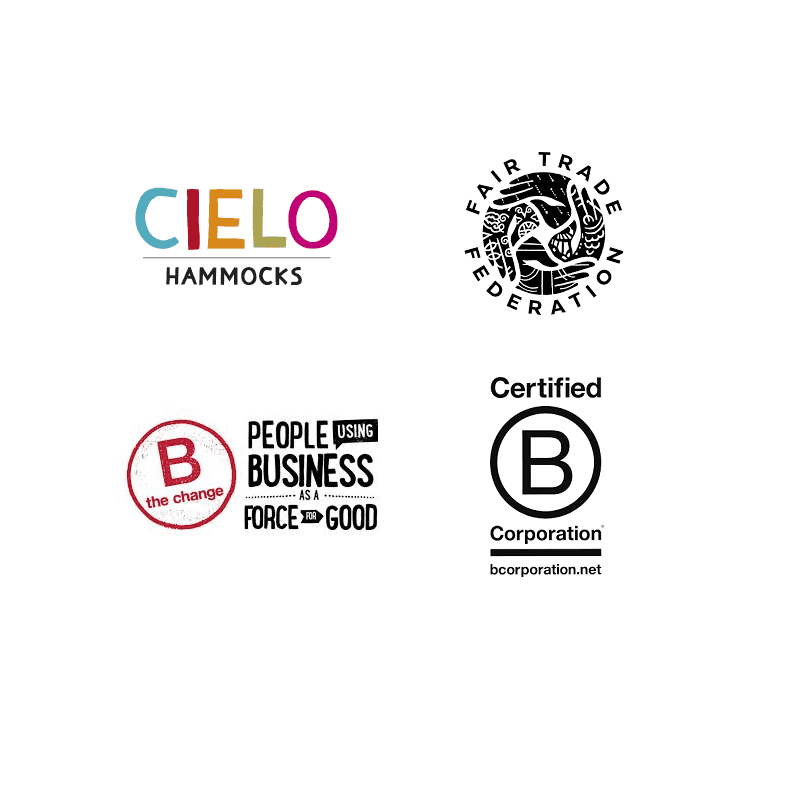 Cielo Hammocks - Fair Trade and B Corp Hammocks