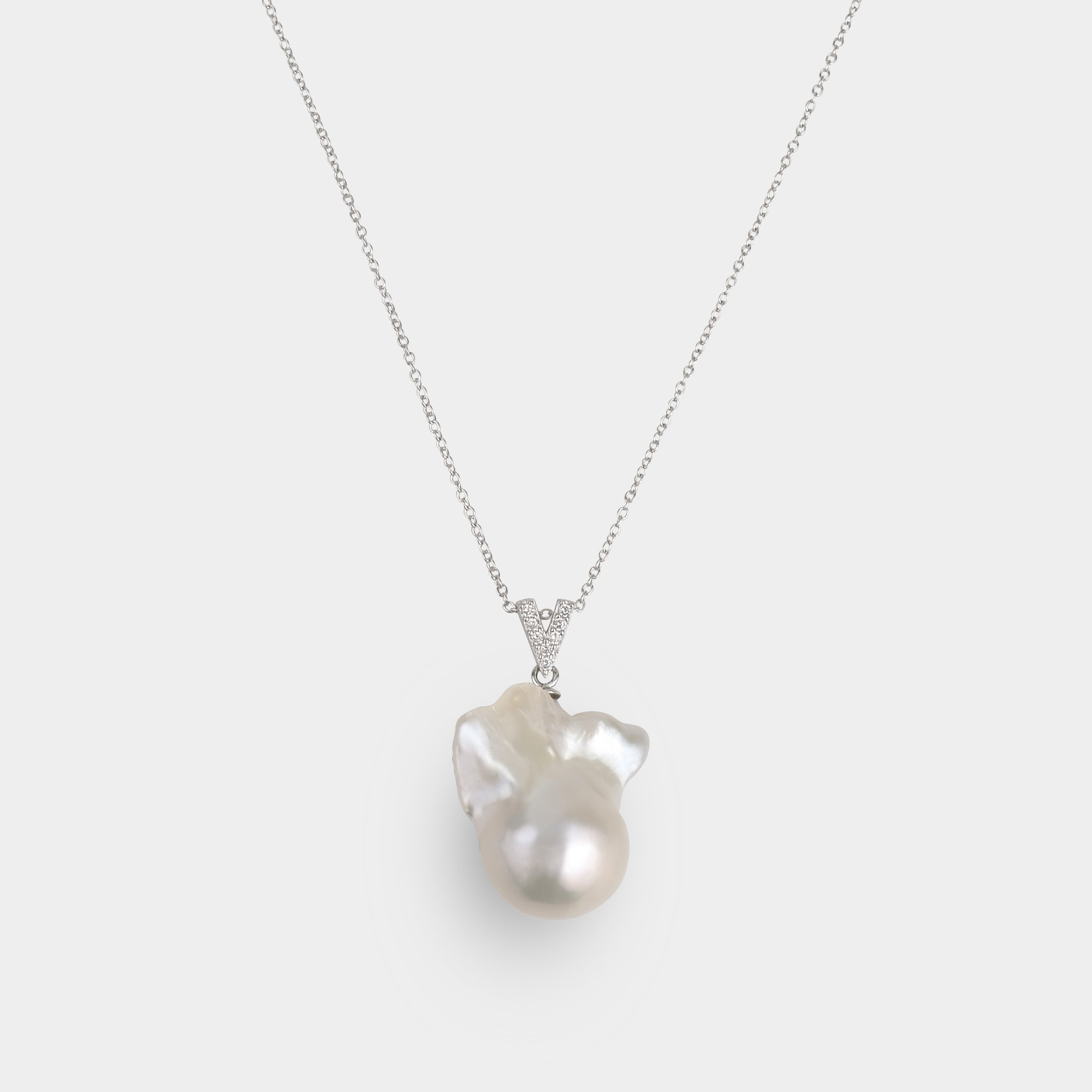 LU'LU PEARL NECKLACE