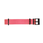 11 Watch - Black/Pink Nylon