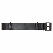 11 Band - Black/Black Leather