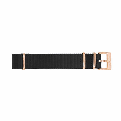11 Band - Gold/Black Nylon