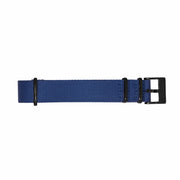 11 Band - Black/Blue Nylon