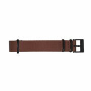 11 Band - Black/Brown Nylon
