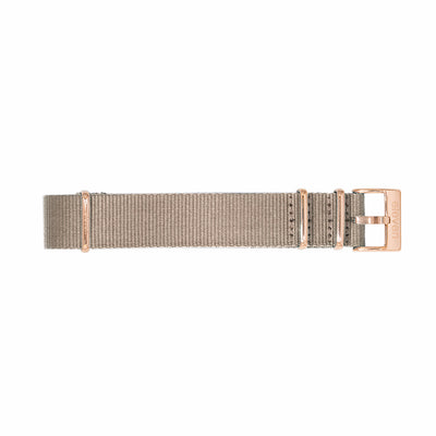 11 Band - Gold/Sand Nylon