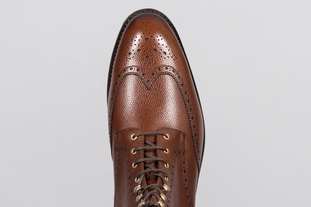 Löf & Tung Adams Mahogany Country Calf
