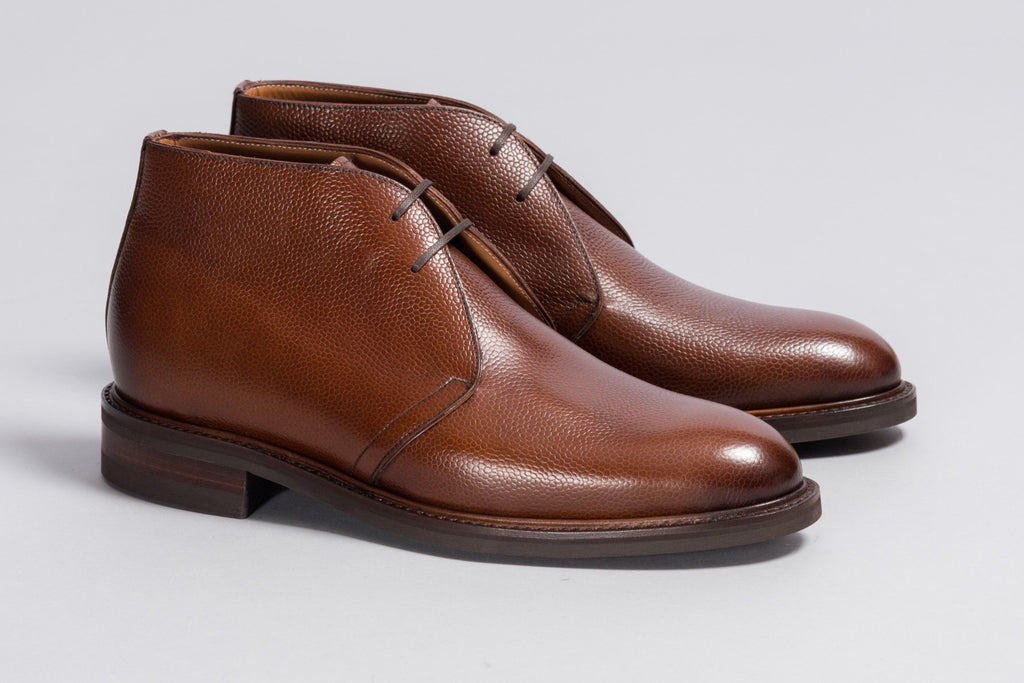 Löf & Tung Cole Mahogany Country Calf