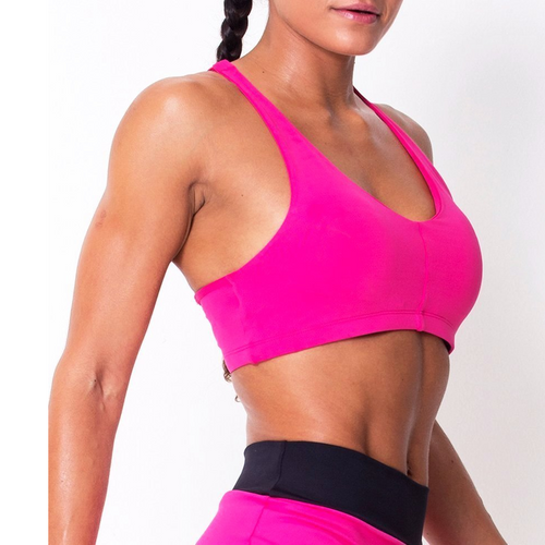 Pink	Lightweight Sports Bra