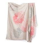 Tablecloth 'Mallee' in Pink & Grey