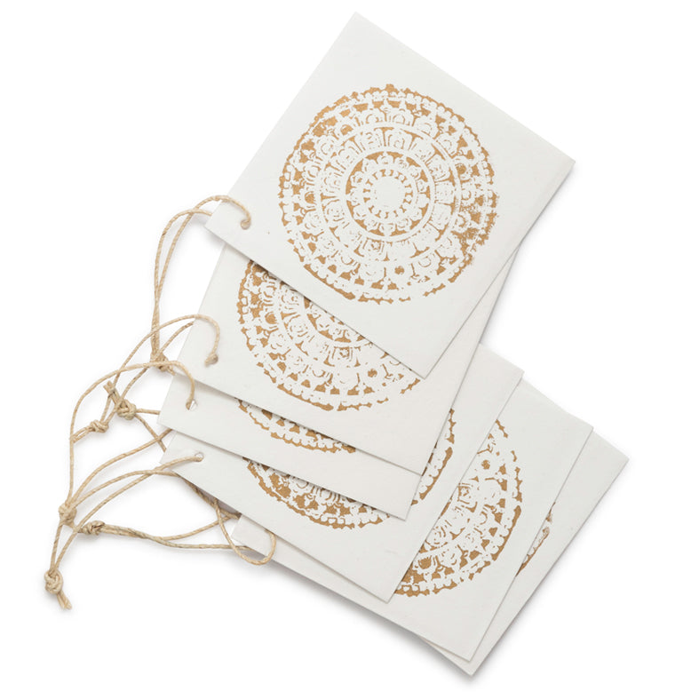 'Laos' Copper Gift Tags