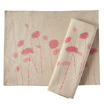 Placemat Pair - Everlasting Pink