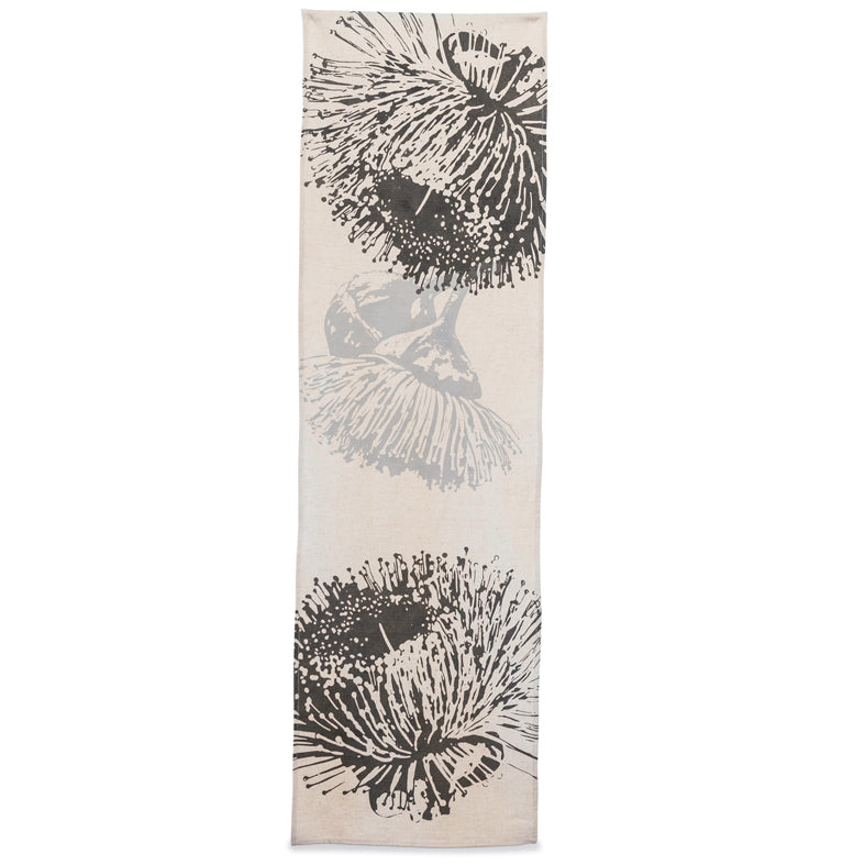 Ellume Life Mallee Charcoal Table Runner