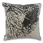 Cushion 'Mallee' in Charcoal 45cm