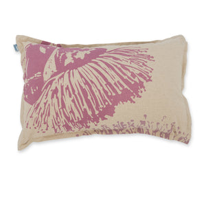 Cushion 'Mallee' in Lilac 30 x 50cm