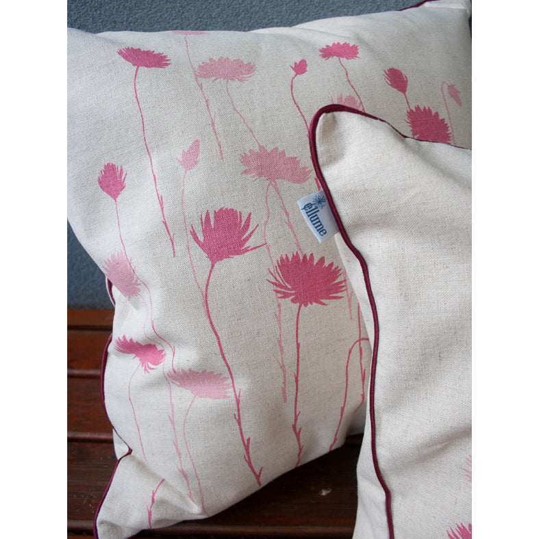 Cushion 'Everlasting' Pink 45cm