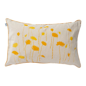 Cushion Everlasting Yellow 30 x50cm