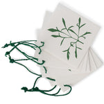 'Leaf' Green Gift Tags