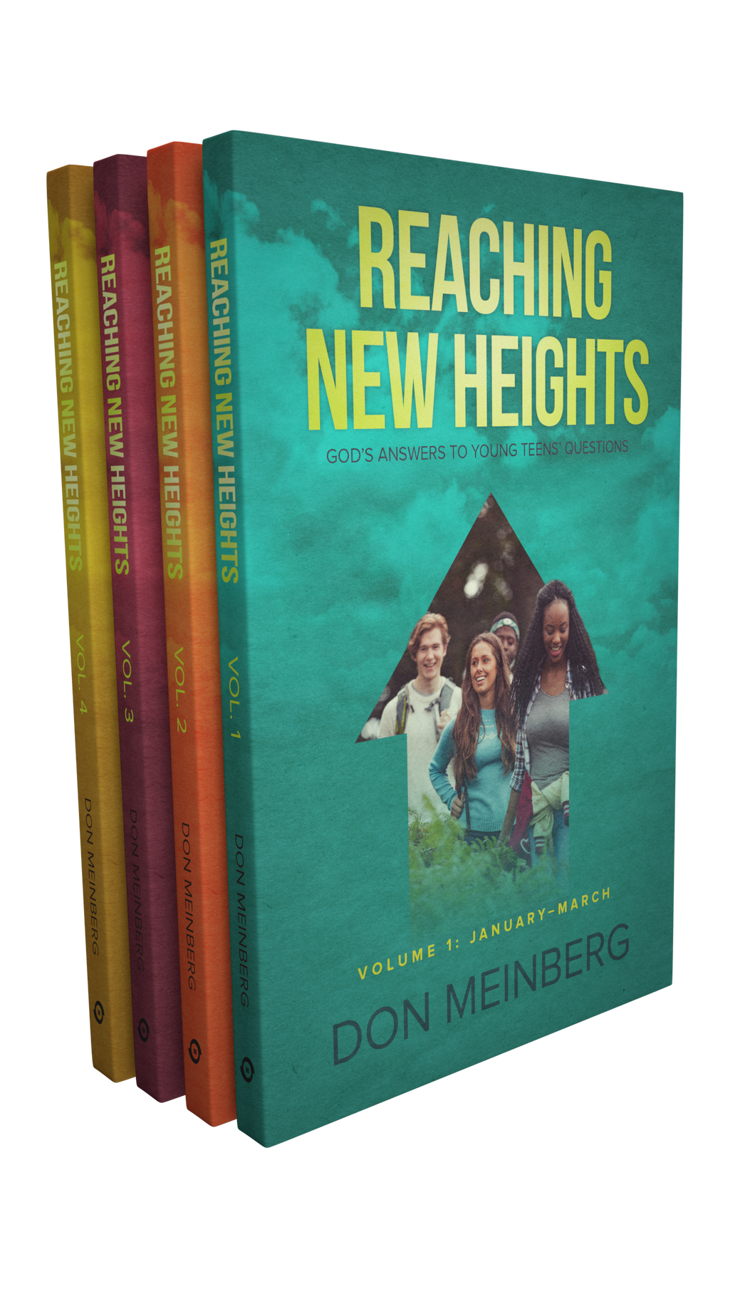 Reaching New Heights Bundle