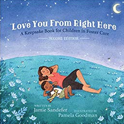 Love You From Right Here: Second Edition by Jamie Sandefer