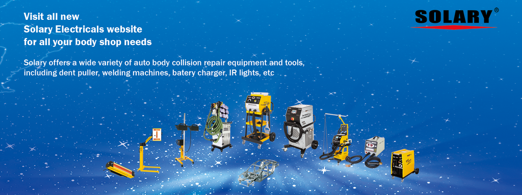 Solary Electricals Solary.us Auto Body Collision Repair Equipment Tools