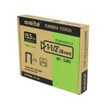 "15.5 Gauge 1/2"" Crown Hardwood Flooring Staples - Meite USA"