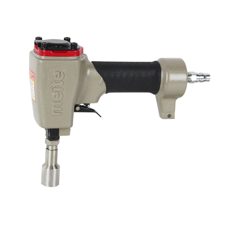1400 Pneumatic Deco Nailer 35/64-in Head Diameter for Upholstery Furniture