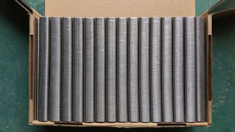 Stainless Steel C Rings Staples Hog Rings