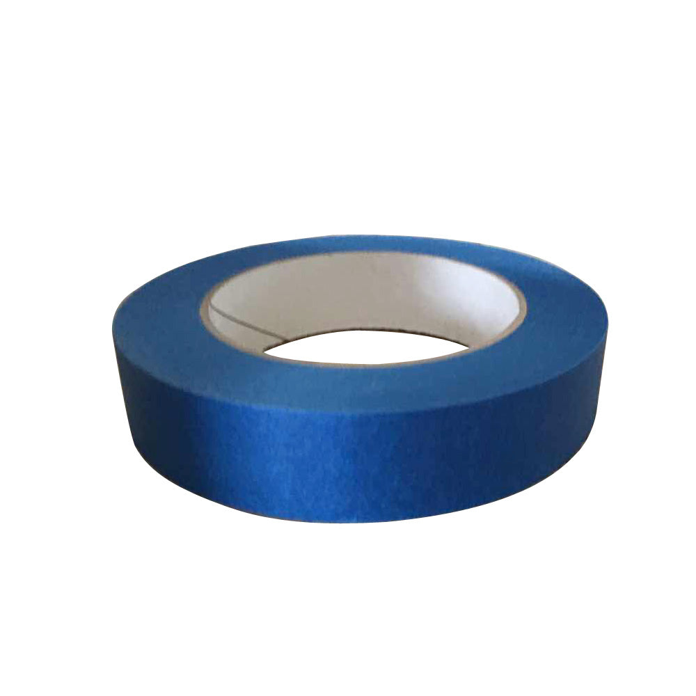 Painters Masking Tape, Perfect for all Paint Projects-Industrial or Household Use, 1 Inch x 60 Yards (24mm.x 55M.) Blue Tape, 36 Rolls Per Case