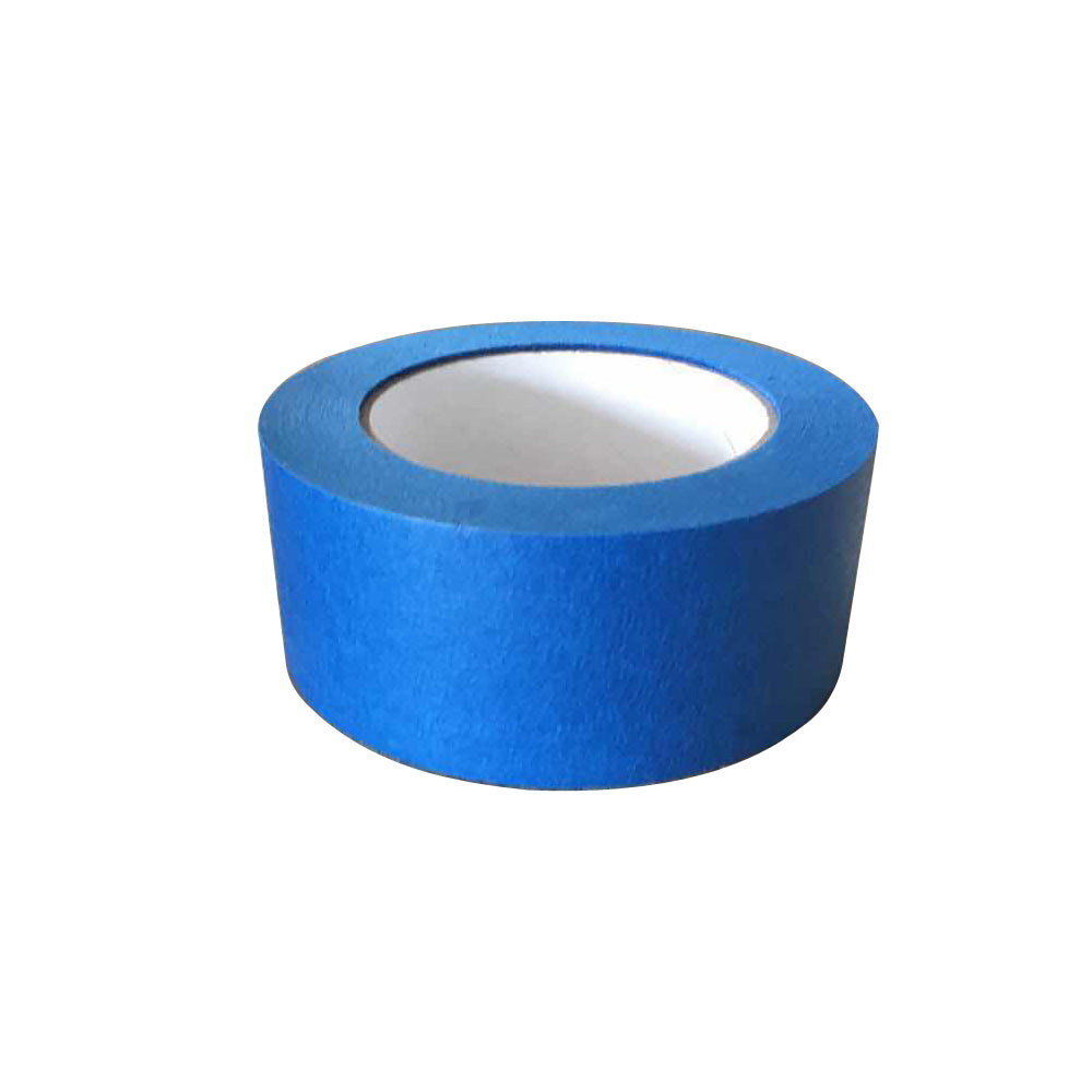 Painters Masking Tape, Perfect for all Paint Projects-Industrial or Household Use, 2 Inch x 60 Yards (48mm.x55M) Blue Tape, 24 Rolls Per Case